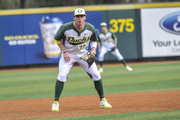 Mitchell Tolman was named a pre-season All American after batting .315 with with 49 RBI in 2014