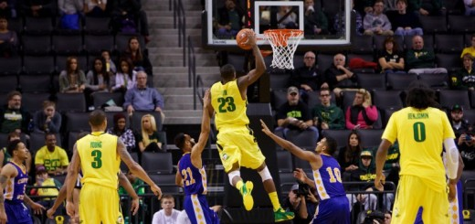 The Ducks continue to rise up in the Pac-12