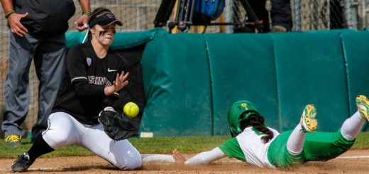 Oregonvs Washington softball 075