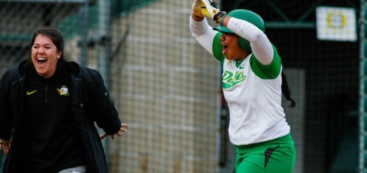 Oregonvs Washington softball 325