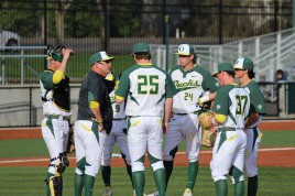 Coach Horton will try to take the Ducks to the College World Series for the first time since 1954.