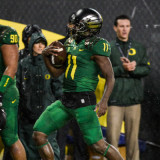 Bralon Addison returns to the field for the Ducks in 2015