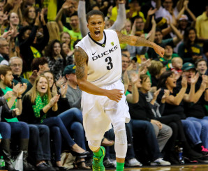Mighty Joe Young has been the leader for the Ducks all season