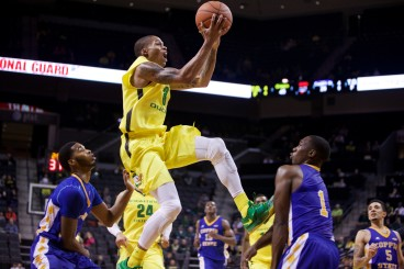 Young becomes only the fourth Oregon Duck in conference history to win the prestigious Player of the Year award.
