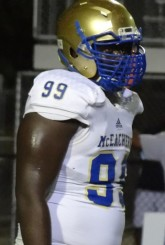 My favorite 2016 defensive lineman Julian Rochester should be an Oregon target