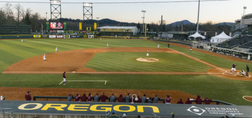 Oregon Baseball - NMS -17