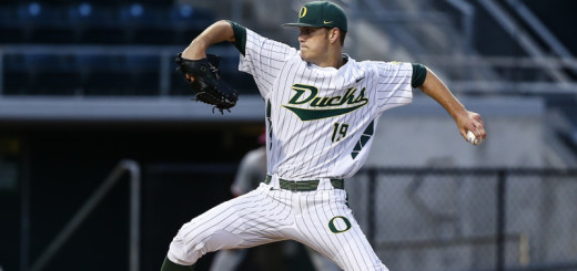 The pitching staff has been a key factor to the Ducks success