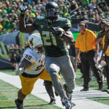 Royce Freeman 14, Wyoming,14,KC
