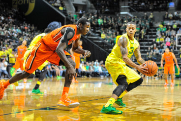 Joseph Young's leadership has been paramount to the Ducks' success.