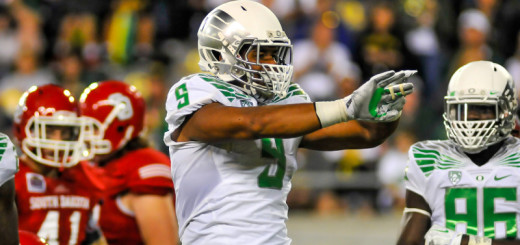 With the NFL draft less than two weeks away, the future for Arik Armstead is bright, but uncertain.