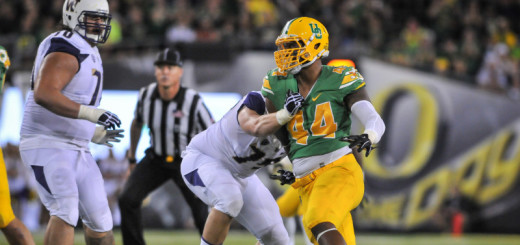 Buckner and the Ducks defense will be hard to stop in 2015