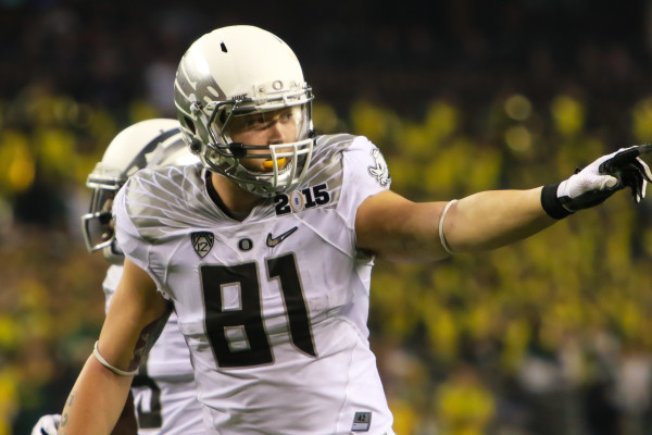Baylis will be a great college tight end.
