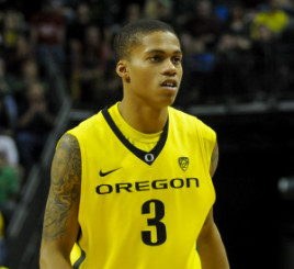 Joe Young, played college basketball for four years. Now has a legitimate shot at making an NBA roster