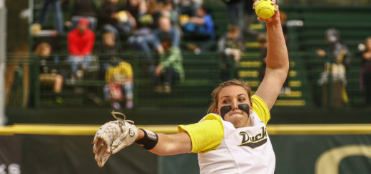 Oregon Softball vs. ASU-50