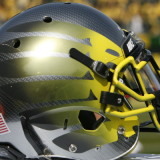 Spring Game 2013 Helmet