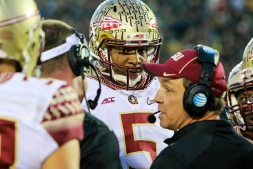 Jameis Winston shocked football fans everywhere by passing on completing his college education.