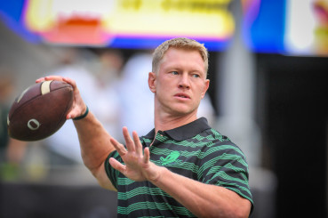 Scott Frost believes that the Ducks will bounce back from that tough loss to Ohio State.