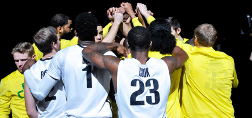 The Oregon Ducks meet the Arizona Wildcats in Men's Pac-12 basketball play at Matthew Knight Arena.