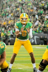 Mariota was selected No. 2 overall by the Tennessee Titans during last weekend's draft.
