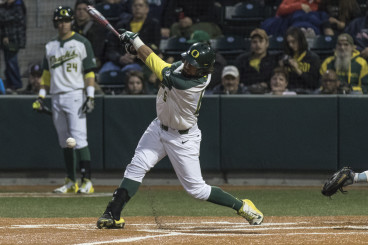 Tim Susnara pushed the Ducks into the playoffs against UCLA.