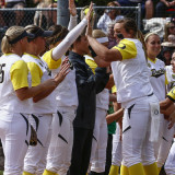 Oregon Softball vs. ASU-12 (1)