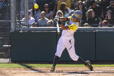 An intimidating Oregon lineup ranks third nationally in team batting average.