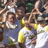 Oregon Softball vs. Cal G2-25