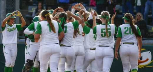 Oregon Softball vs. Utah Valley-6