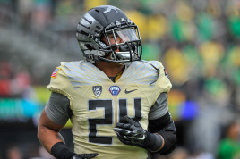 Thomas Tyner is back and could overtake Royce Freeman as the lead back in 2015.