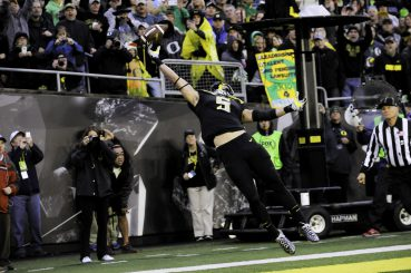 Devon Allen is expected to be an important piece for Oregon's offense next season.