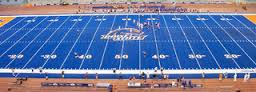 The Broncos will have a shot at a national title when they can get this field in natural turf.
