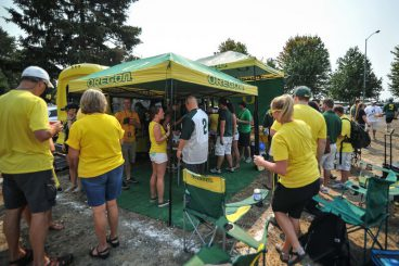 Who does not love tailgating?