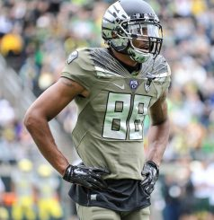 Dwayne Stanford defines the type of ferocious blocker that Helfrich and co. want to see.