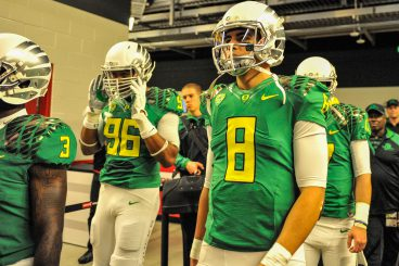 The Ducks and Titans both have a lot riding on Mariota's future.
