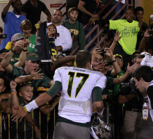 Could the Ducks be led by Jeff Lockie when they make their return to Tempe late October?