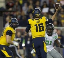 Jared Goff returns as a 3rd year starter for Cal in 2015