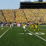 Autzen Stadium, Michigan14, JW 9
