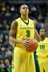 Young left his mark at Oregon as a prolific scorer.