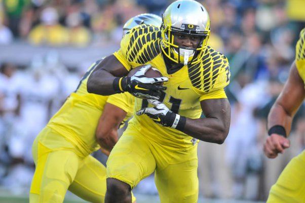 Mariota might be gone, but Freeman will be a Duck for a minimum of two more years.