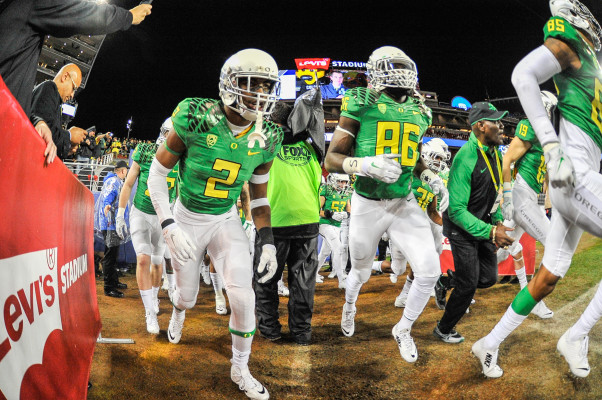 Experience like that of playing in the Pac-12 Championship Game will help Tyree Robinson solidify a young Ducks secondary in 2015.