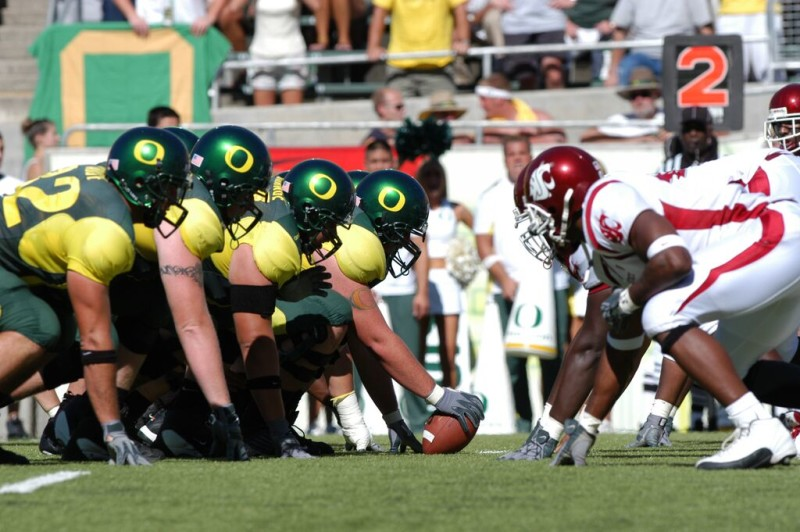 Things looked very different for Oregon in 2003.