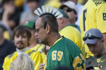 Fans worship the elite players that come to Oregon