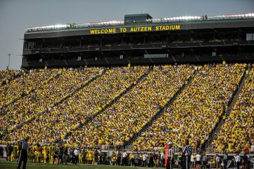 Autzen Stadium is part of the mystique that is Oregon football -- even with Kelly gone.