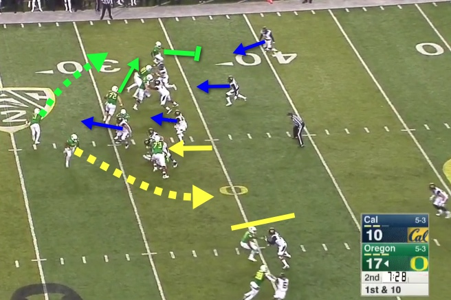 This is truly attacking both sidelines...