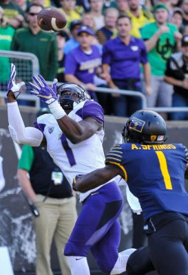 Another Husky Fade TD...